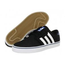 Кроссовки Adidas Skateboarding Seeley black/white III